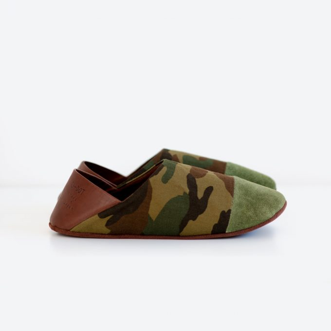 Udot Slippers Camo